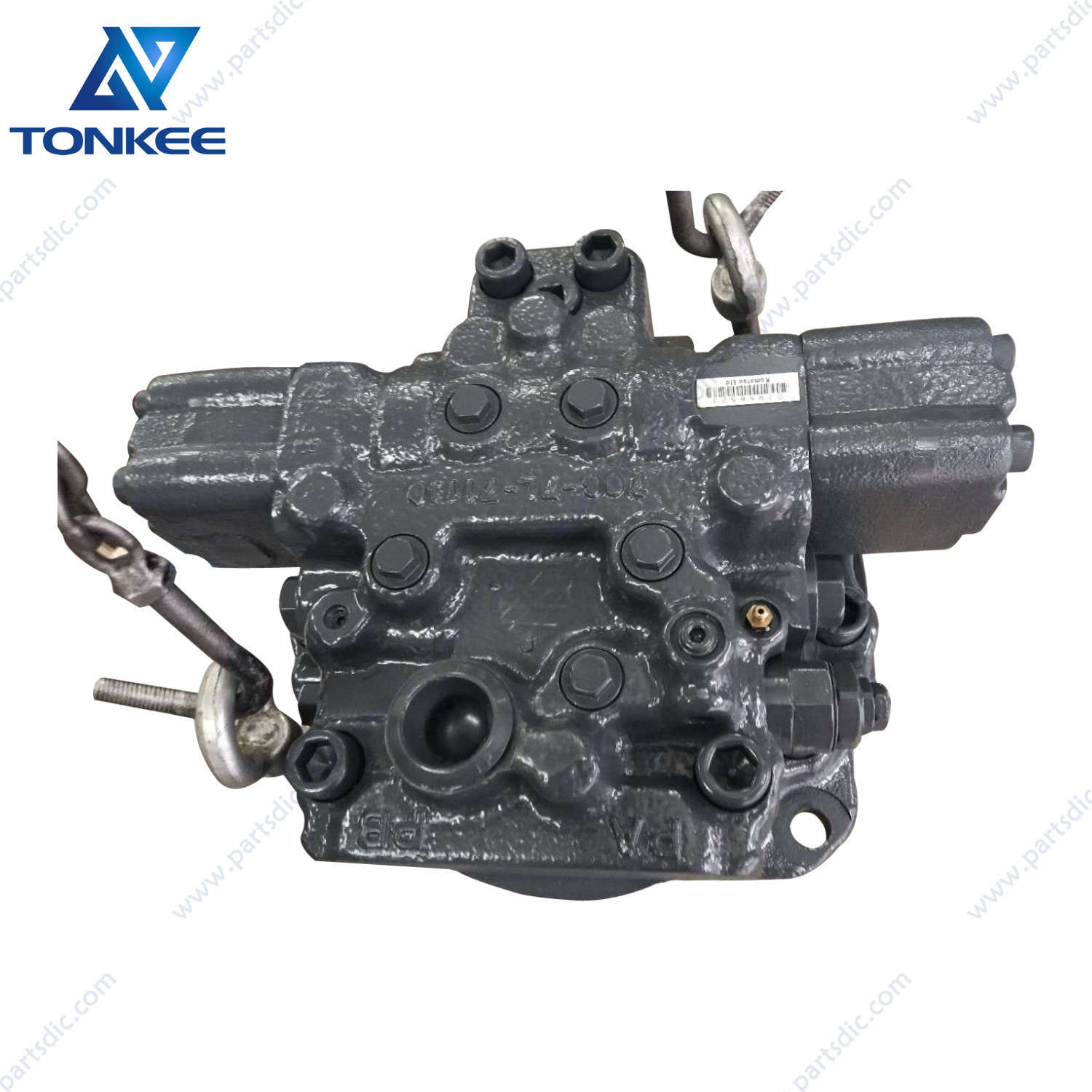 NEW 706-7L-01110travel motor assy excavatorPC2000-8hydraulic travel motor without final drivefor KOMATSU excavation